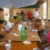 3 el almuerzo